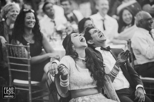NOTHING more gorgeous than true laughter.  Photo credit: Jeff Newsom