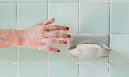 Drop. The. Soap.