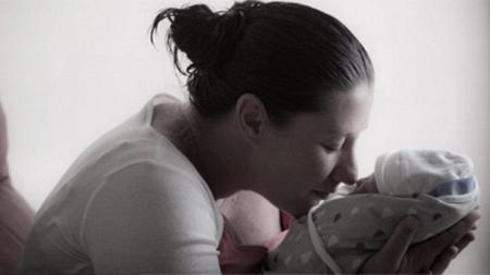mother of stillborn