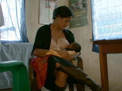 sharing breast milk