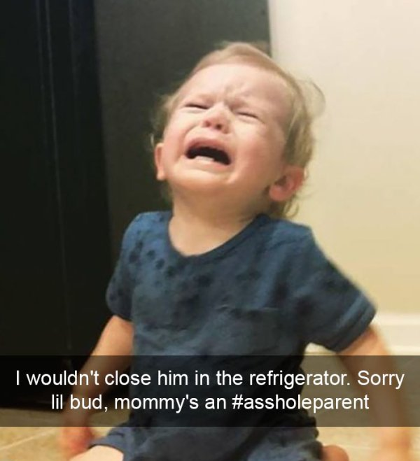 asshole parent