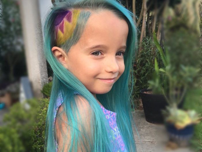 When Is Too Young To Let Your Child Decide Their Hair Colour