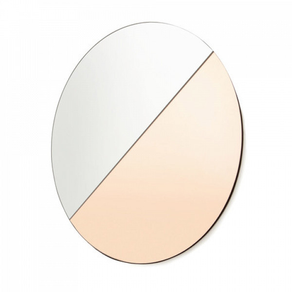 $19 Two-Tone Tinted Mirror