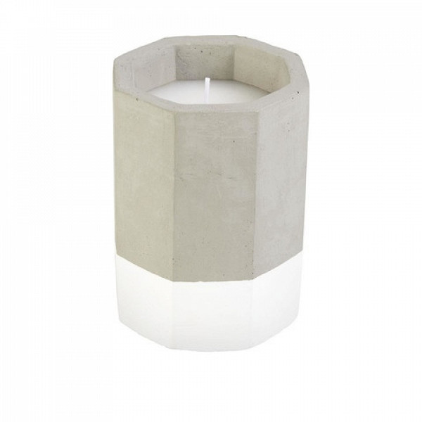 $2 Citronella Geo Candle