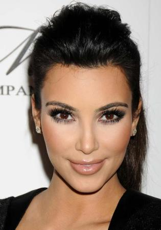 matte make-up