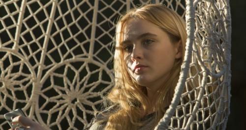 Kathryn Newton plays Abigail Mackenzie