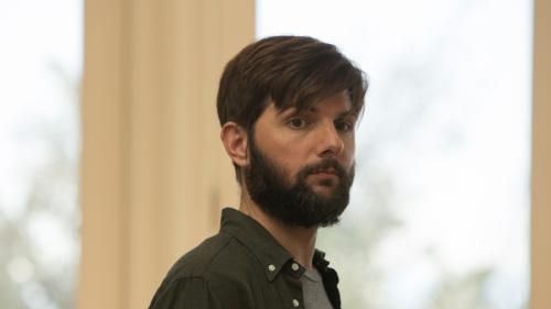 Adam Scott plays Ed Mackenzie
