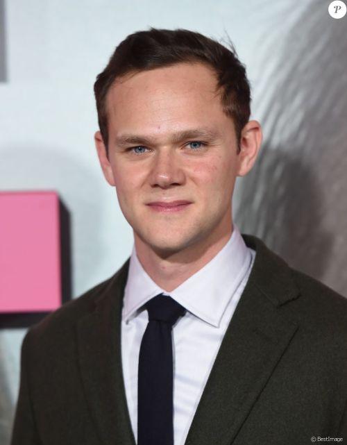 Joseph Cross plays Tom