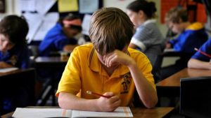 NAPLAN is FREAKING. KIDS. OUT.
