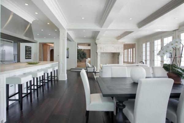 The 'casual' dining area. Image: Jeffrey Colle