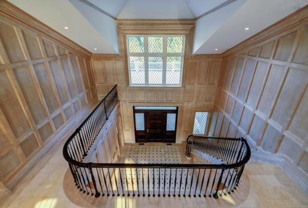 The grand entrance hall. Image: Jeffrey Colle