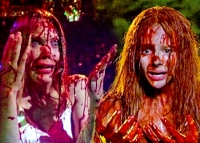 I escaped the whole 'Carrie' situation.