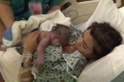Who could forget THIS televised moment of Kourtney giving birth to Mason?